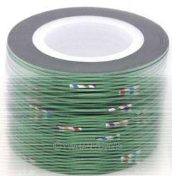 DL-03X Декоративная лента Fluorescence green