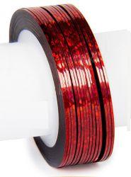 DL-03Z Декоративная лента Laser red