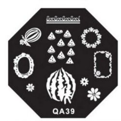 QA-39 Диск для нейл стемпинга