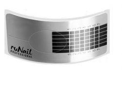 BFR08 Формы узкие Runail 10 шт (серебро)