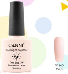№402 CANNI Sunlight Gel Polish