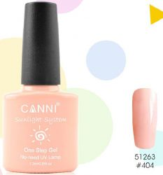 №404 CANNI Sunlight Gel Polish