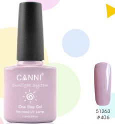 №406 CANNI Sunlight Gel Polish
