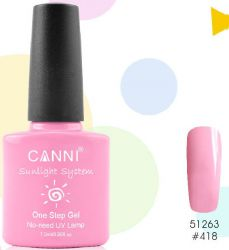 №418 CANNI Sunlight Gel Polish