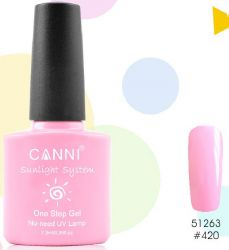 №420 CANNI Sunlight Gel Polish