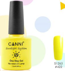 №422 CANNI Sunlight Gel Polish