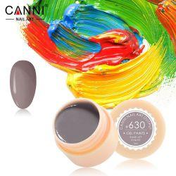 №630 Гель-краска CANNI 5 мл (светлая коричнево-серая)