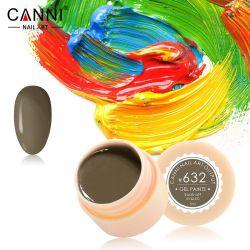 №632 Гель-краска CANNI 5 мл (грязно-коричневая)