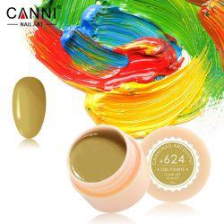 №624 Гель-краска CANNI 5 мл (горчичная)