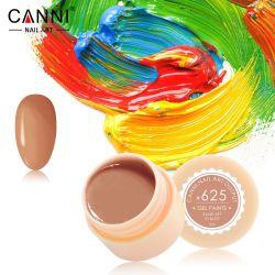 №625 Гель-краска CANNI 5 мл (пастельная темно-персиковая)