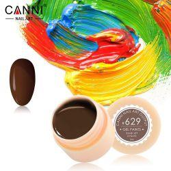 №629 Гель-краска CANNI 5 мл (коричневая)