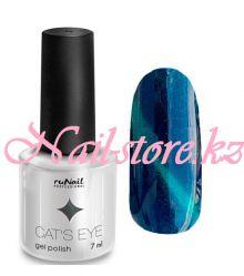 Гель-лак  Cat's eye (золотистый блик, цвет: Тайская кошка, Thai cat), 7 мл
