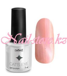 Гель-лак Cat's eye (серебристый блик, цвет: Минскин, Minskin), 7 мл