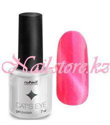 Гель-лак Cat's eye (серебристый блик, цвет: Гламурная кошка, Glamorous cat), 7 мл