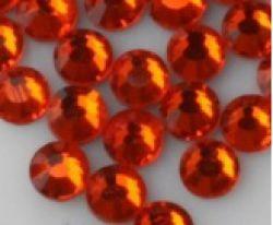 Стразы стекло Light Coral SS6/2мм в баночке 20шт