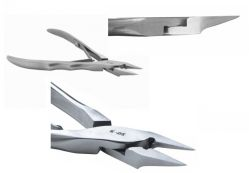 NE-61-16 Кусачки профессиональные для вросшего ногтя STALEKS