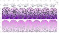 5213 Слайдер-дизайн PFN фольгированный серебро