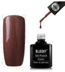 Гель-лак «Bluesky» Craft Culture collection Leather Satchel 10ml.