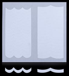 XFN-24 Шаблон для френча