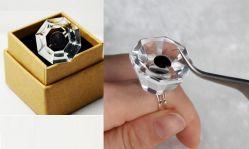 Кольцо-стекло для клея