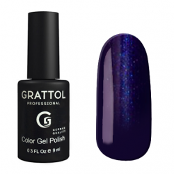 GTC087 Гель-лак Grattol Color Gel Polish - Bliberry 9мл.