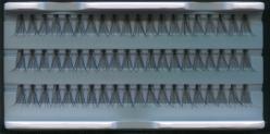 Ресницы пучковые в панеле 14мм.