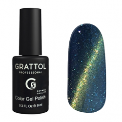 Гель-лак Grattol Color Gel Polish - Magic Sea 9мл.