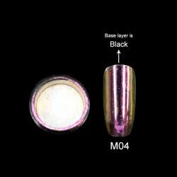 Зеркальная пыль для втирки M04 Canni 2гр.