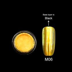 Зеркальная пыль для втирки M06 Canni 2гр.