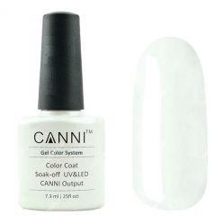 Гель-лак «Canni» #239 Milky White 7,3ml. (белый молочный)