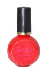 Краска для штампа JessNail №06 Красная 10 мл