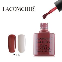 Гель-лак термо WB017 «LACOMCHIR» 10ml.