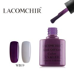 Гель-лак термо WB019 «LACOMCHIR» 10ml.