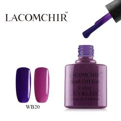 Гель-лак термо WB020 «LACOMCHIR» 10ml.