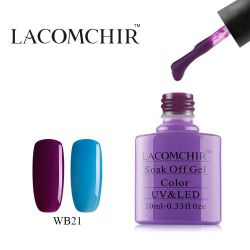 Гель-лак термо WB021 «LACOMCHIR» 10ml.