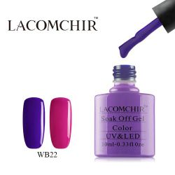 Гель-лак термо WB022 «LACOMCHIR» 10ml.