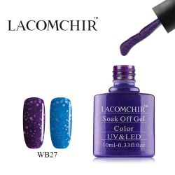 Гель-лак термо WB027 «LACOMCHIR» 10ml.