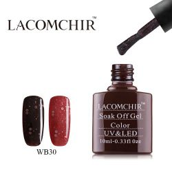 Гель-лак термо WB030 «LACOMCHIR» 10ml.