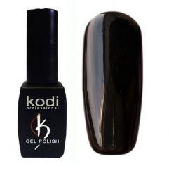 Гель-лак KODI №076 , 8мл. (черный)