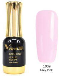 #1009 Гель-лак VENALISA Grey Pink 12мл.