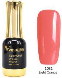 #1031 Гель-лак VENALISA Light Orange 12мл.