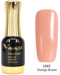 #1045 Гель-лак VENALISA Orange Brown 12мл.