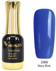 #1066 Гель-лак VENALISA Navy Blue 12мл.