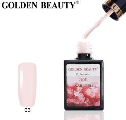"#003 Гель-лак Golden Beauty "" SOFT "" 14мл."