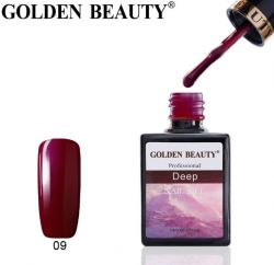 "#009 Гель-лак Golden Beauty "" DEEP "" 14мл."