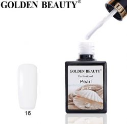"#016 Гель-лак Golden Beauty "" PEARL "" 14мл."