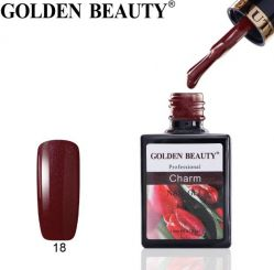 "#018 Гель-лак Golden Beauty "" CHARM "" 14мл."