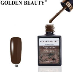 "#019 Гель-лак Golden Beauty "" DEPOSITION "" 14мл."