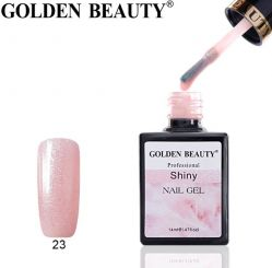 "#023 Гель-лак Golden Beauty "" SHINY "" 14мл."