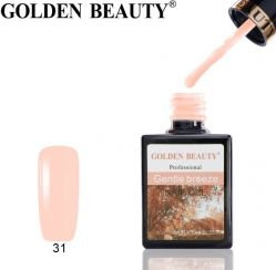 "#031 Гель-лак Golden Beauty "" GENTLE BREEZE "" 14мл."